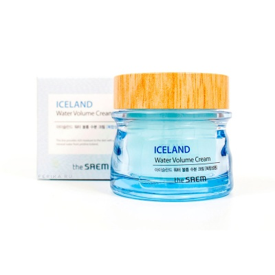 The-Saem-Iceland-Water-Volume-Hydrating-Cream-(For Combination Skin)-2