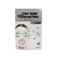 LABUTE-Clear-Bubble-Charcoal-Mask