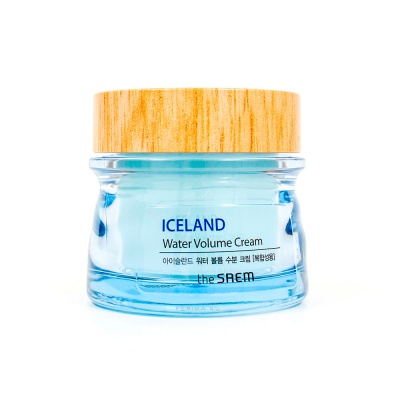 The-Saem-Iceland-Water-Volume-Hydrating-Cream-(For Combination Skin)-1