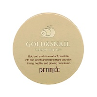 Petitfee-Gold-&-Snail-Hydrogel-Eye-Patch-1