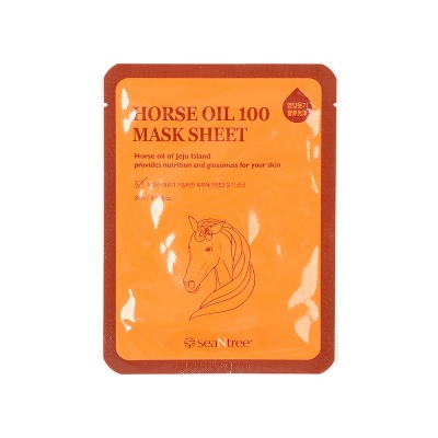 SeaNtree-Horse-Oil-Mask-Sheet-1