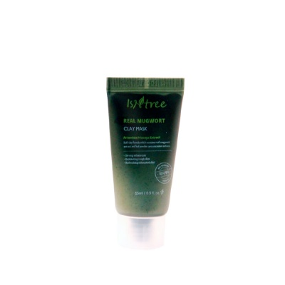 IsNtree-Real-Mugwort-Clay-Mask-15ml-1