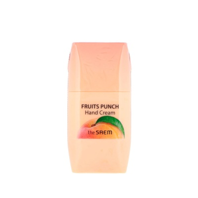 The-Saem-Fruits-Punch-Peach-Hand-Cream