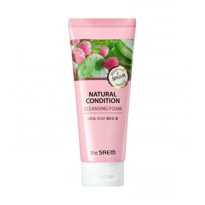The-Saem-Natural-Condition-Cleansing-Foam-Moisture
