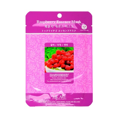 Mijin-Raspberry-Essence-Mask-1