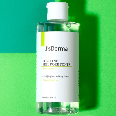 JsDerma-Porefine-Glycolic-Acid-1%-Peel-Pore-Toner-2