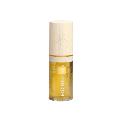 The-Saem-ECO-SOUL-Lip-Oil-Honey