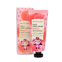 Milatte-Fashiony-Fruit-Hand-Cream-Peach