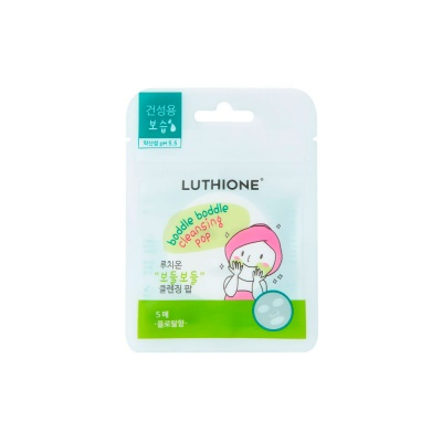 Luthione-Boddle-Boddle-Cleansing-Pop-for-Dry-Skin-5-sheets-1