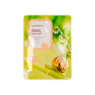 SeaNtree-Snail-Mask-Sheet-1