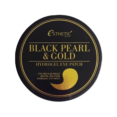 Esthetic-House-Black-Pearl-&-Gold-Hydrogel-Eye-Patch-1