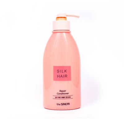 The-Saem-Silk-Hair-Repair-Conditioner-1