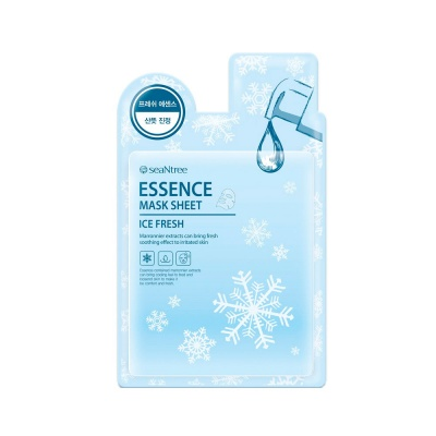SeaNtree-Ice-Fresh-Essence-Mask-Sheet-1