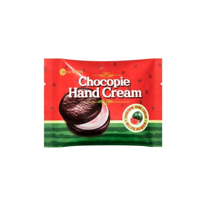 The-Saem-Chocopie-Hand-Cream-Watermelon-1